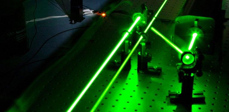 laser, mécanique quantique