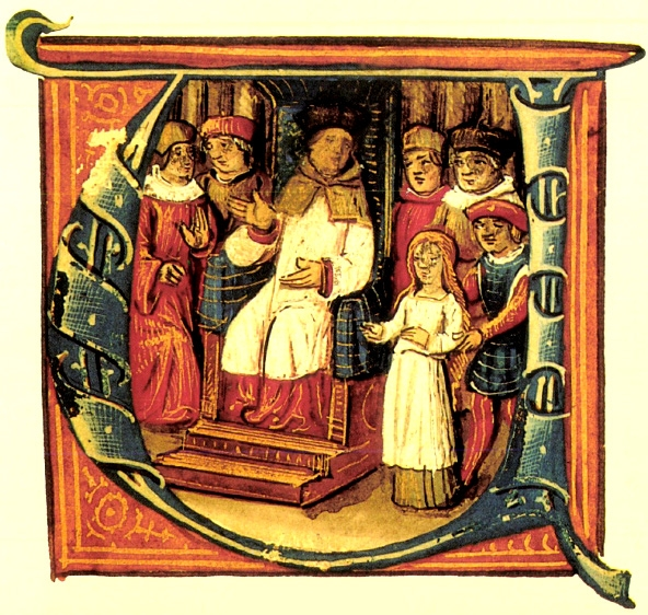 Jeanne devant son juge