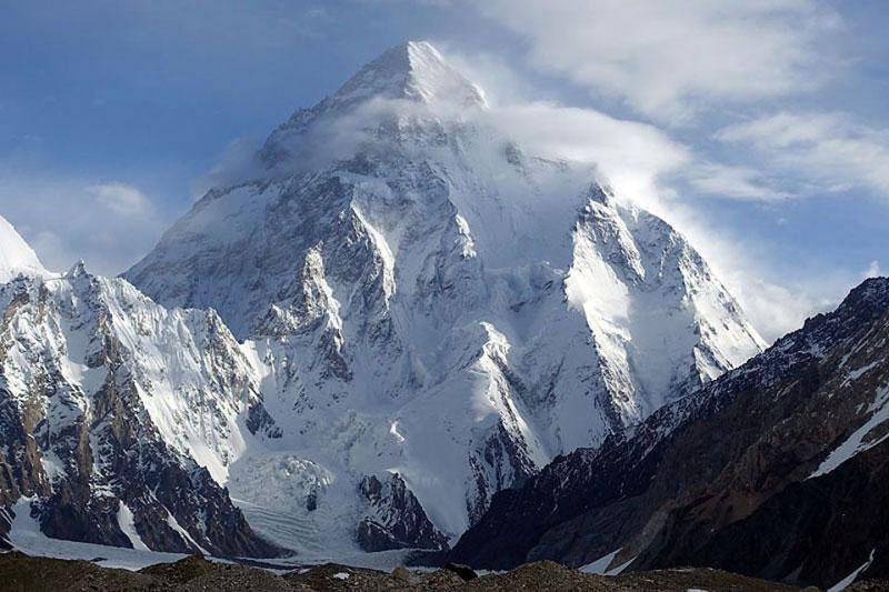 K2, Himalaya